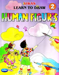 vikas learn to draw human figures 2 not in stock this book