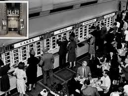 Automat Vending Machine Simple Vending Machine Culture Captured By Documentary Filmmakers The