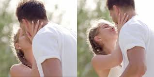 love island s georgia and jack s kiss in slow mo in case you still aren t sure what happened