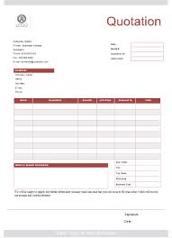free estimate template download quote form template free under fontanacountryinn com