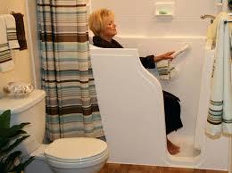 safestep walk in tub cost senior lady in walk in tub safe step walk in tub