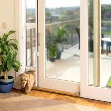 petsafe door installation um size of door for sliding glass door freedom patio panel pet door