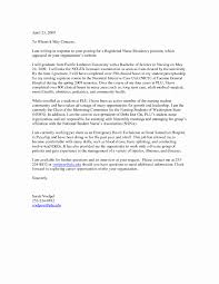 Cover Letter Samples For A Job New New Grad 2018 Cover Letter