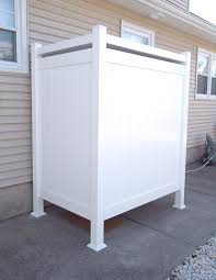 diy pvc outdoor shower enclosure designs pvc outdoor shower kit designs
