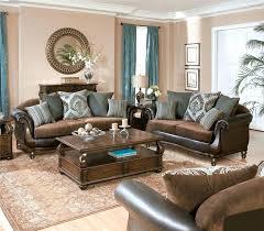 brown living room. dark brown living room .