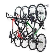 4-Bike Storage Rack