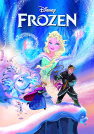 yesterday i stopped by the ic to pick up my ics and i seen on the new release rack a disney ic book adaptation of the frozen
