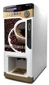 How To Operate Coffee Vending Machine Delectable China CostEffective Commercial Coffee Dispenser With Coin Operated