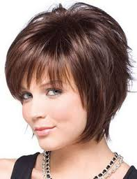 Short Hairstyles For Women With Thick Hair 90 Amazing 24 Beautiful Short Haircuts For Round Faces Pinterest Thin Hair