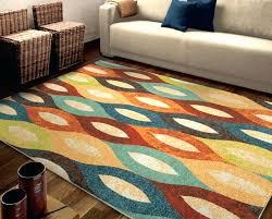 bright multi colored area rugs rug designs golfocdcom fun with regard to ideas 12