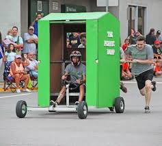Outhouse Race - The Sullivan Review