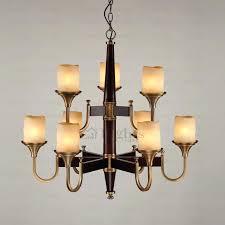 9 light chandelier portfolio 9 light bronze chandelier