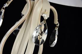 Casa Padrino Barockstil Kristall Stehleuchte Creme Gold ø 384 X H 1652 Cm Barock Stehlampe