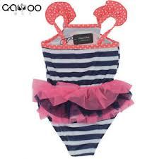 Image Is Loading Baby Kids Girl Swimming Costume Bikini Swimwear Swimsuit