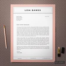 Modern Cover Letters Cover Letter Template Ideas Resume Examples