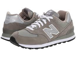 new balance gray. pair new balance gray