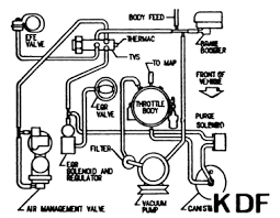 solved vacuum diagram for cadillac deville fixya i need a vacuum line diagram for a 1984 cadllac coupe deville