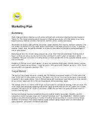 advertising a cleaning business commercial cleaning marketing plan
