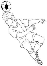 Small Picture Soccer Players Coloring Pages Miakenasnet