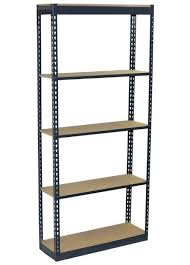 jaken 36x18x84 5 shelf 500 lb cap medium duty shelving 3aw5 361884 1 jpg