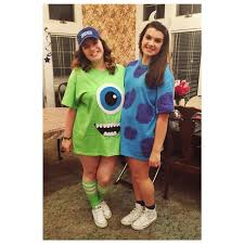 Homemade Disney Costume Ideas Monsters Inc Costume Diy Holiday Fun Pinterest Costumes