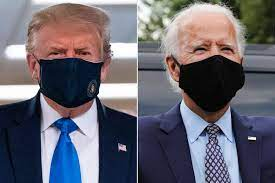 Biden: Trump 'Wasted Four Months' as President Publicly Wears Face Mask