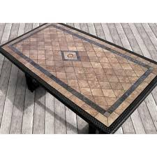 Tile Top Outdoor Table Amazing 85 Best Patio Images On Pinterest