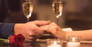 Resultado de imagem para jantar romantico