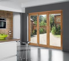 openvu classic oak external folding bifold door set on ebid united kingdom