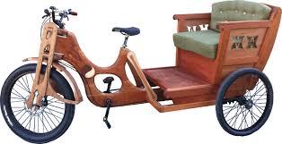 Pedicab Sidecar Design Masterworks Pedicab Pays Homage To The Centuries Old