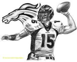 Unique Denver Broncos Coloring Pages Educational Best Of Coking Me