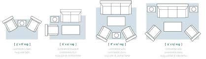 Living Room Rug Sizes Chart Dining Room Rug Size Guide Kommuniceramera Org