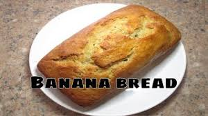 banana bread with self raising flour
