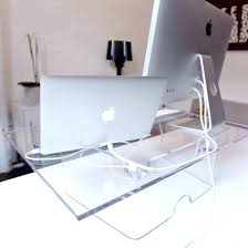 acrylic office furniture. exellent acrylic image of contemporary clear acrylic desk office  furniture uk and