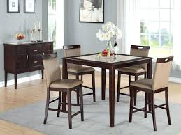 tall wooden table tall round table furniture round pedestal dining table high top dining room table