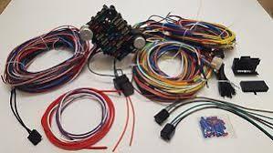 1966 mustang wiring harness ebay universal wiring harness hot rod at Universal Ford Wiring Harness