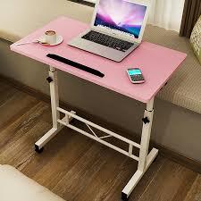home office desktop. Simple Desktop Multifunctional Portable Lifting Laptop Table Simple Modern Computer Desk  Home Office Lazy Standing Bed Tablein Desks From Furniture On  Intended Desktop F
