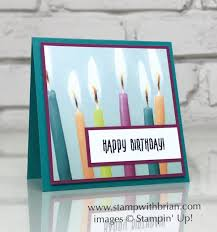 picture perfect party ″ x ″ birthday card stamp brian picture perfect birthday picture perfect party designer series paper stampin up