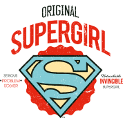 DC Comics Logo Problem Solver von supergirl | Spreadshirt