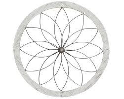 stratton home décor art deco flower 26