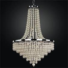 pearl chandelier empire style chandelier cava 639nd19sp 7