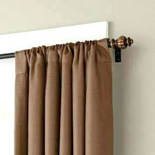 curtain rods lowes oil rubbed bronze curtain rods sets hardware dry shower curtain tension rod lowes