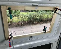 Camping Fenster Rund Dometic S4 Ausstell Und Schiebefenster