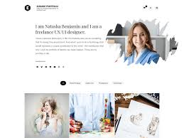 Blog Portfolio Design Elegant Portfolio Wordpress Theme Wordpress Org