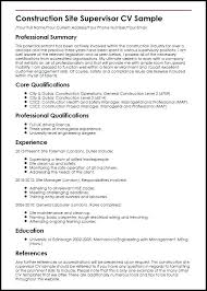 Sample Nurse Manager Resumes Sample Manager Resume Civil Supervisor Resume Download Sample Resume