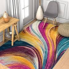 modern 3x5 3 3 x 4 7 area rug borealis