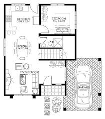 modern home designs and floor plans pinoy coll house plan 2016003 ground floor rachel lovely