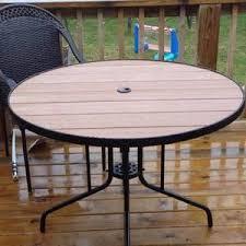 ryobi nation patio table decor round