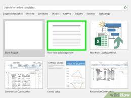 Microsoft Project Print Without Gantt Chart How To Print A Gantt Chart In Microsoft Project 13 Steps