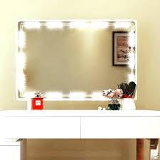 makeup mirror lighting. Makeup Mirror With Lights Vanity And Lighting O